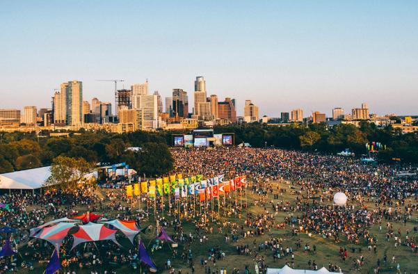 Austin Music Foundation Hidupkan Festival Musik