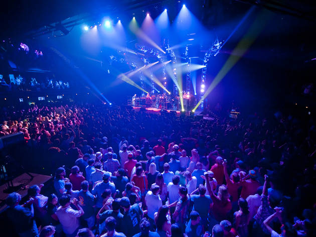 Live Musik di Austin