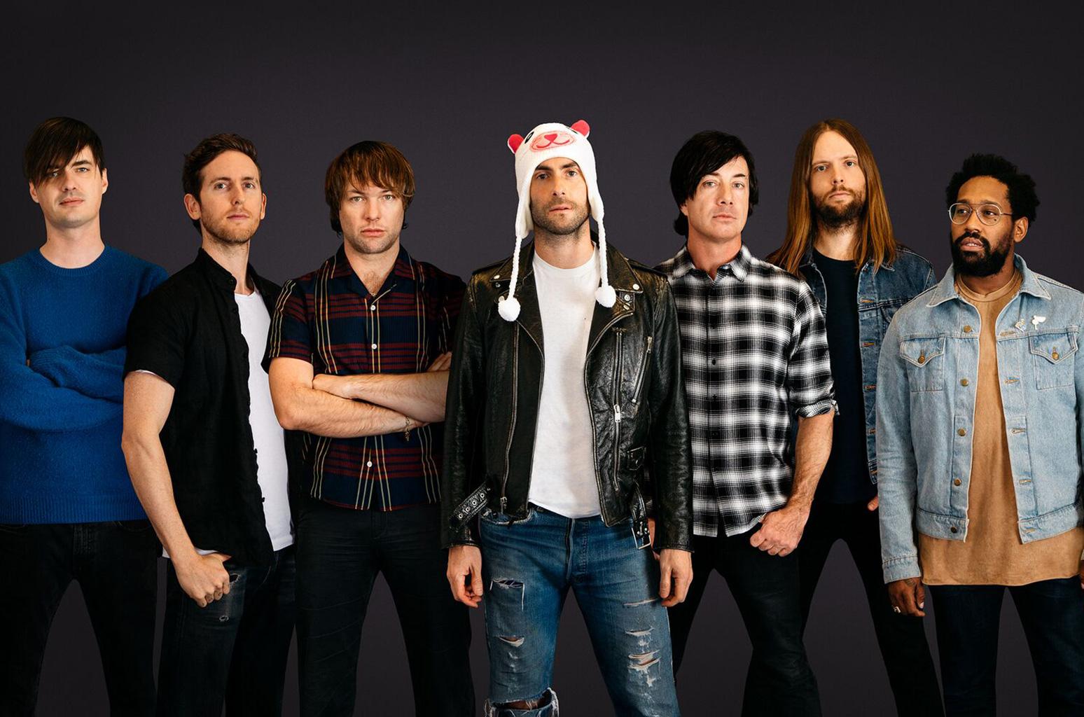 Kisah Maroon 5 Yang Banyak Orang Tidak Mengetahui