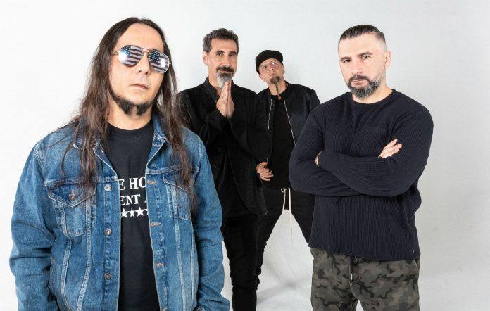 Mengenal Lebih Jauh Band Legenda System of a Down