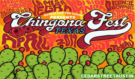 Chingona Fest Austin Texas Alternatif SXSW untuk WOC