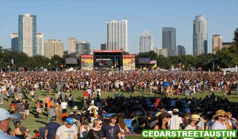 Austin Texas Ibukota Musik Live Dunia