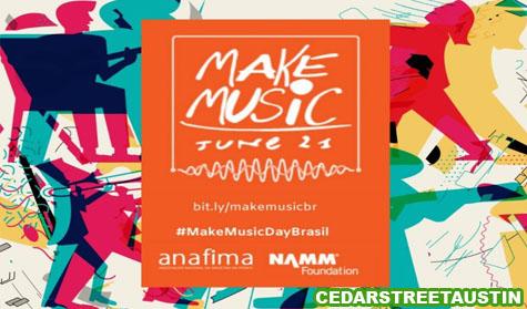Festival Make Music Day Austin