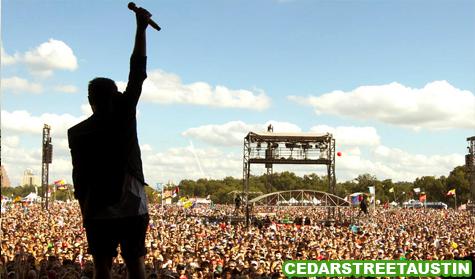 Konser dan Acara Musik Gratis di Austin